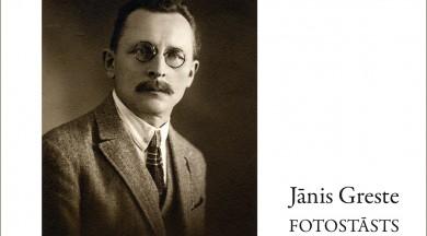 """Apgāds """"Mansards"""" izdevis fotoalbumu """"Jānis Greste. Fotostāsts"""""""