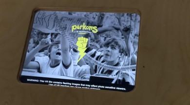 """Aukstā kara vēstures muzejā Losandželosā atklāta rokgrupai """"Pērkons"""" veltīta ekspozīcija"""