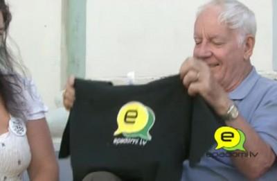 Video: Alberts Legzdiņš par senākiem laikiem, latviešu sievietēm un vīriešiem...