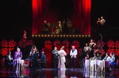 """Pirmizrādi piedzīvojusi operete """"Mistera Ikss noslēpums"""""""