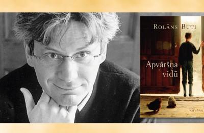 Šveices literatūras gada balvas laureāts Rolāns Buti viesojas Rīgā