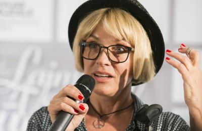 Dziedātāja Laima Vaikule par skatuves mākslu