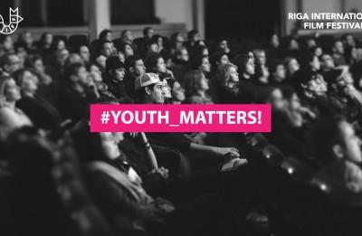 Dalība #YOUTH_MATTERS! žurijā – iespēja skatīties un vērtēt Rīgas Starptautiskā kino festivāla filmas