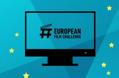 #europeanfilmchallenge konkursa uzvarētāji pošas uz Berlīnes kinofestivālu