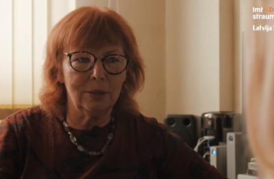 """Video: Filmas """"Kurts Fridrihsons"""" aizkadrā"""