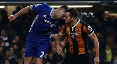 """""""Hull"""" pussargs Meisons pret """"Chelsea"""" iedzīvojies galvaskausa lūzumā"""