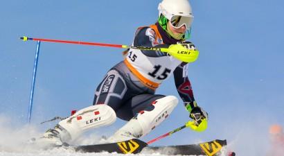 Āboltiņa ar 37.vietu labākā no mūsējām Pasaules čempionātā slalomā