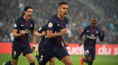 Marseļai apmeklētības rekords un pazemojums pret PSG, Liona iesit piecus