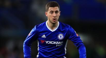 """""""Real"""" joprojām vēlas Azāru, """"Chelsea"""" labprāt iegūtu Hamesu un Isko"""
