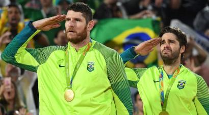 Pārmaiņas Brazīlijā: izjūk gan olimpisko, gan pasaules čempionu dueti