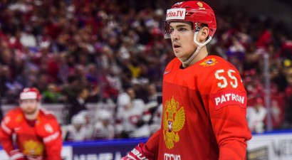"""Kiseļevičs: """"KHL nopelnītu vairāk, bet ir grūti atteikties no NHL piedāvājuma"""""""