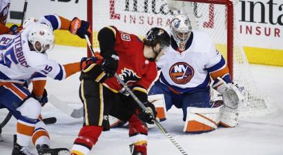 """Islanders"" pagarina līgumu ar Gudļevska konkurentu Gibsonu"