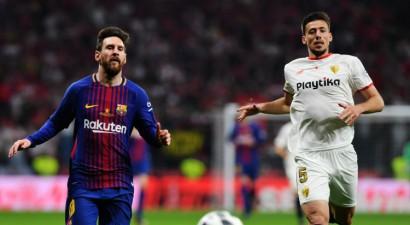 """""""Barcelona"""" par 36 miljoniem iegūst Lenglē, Kontes dienām """"Chelsea"""" pienāk gals"""