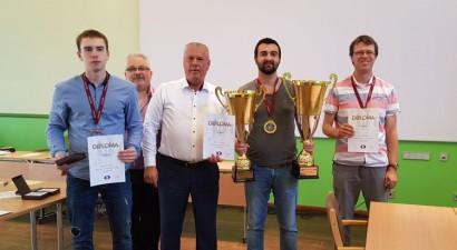 Liepājā ceļazīmi uz Pasaules kausa izcīņu šahā izcīna Kovaļenko