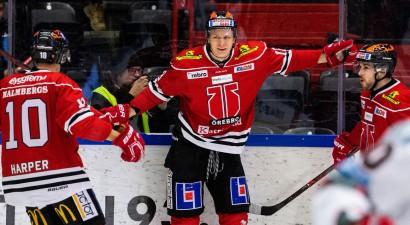 """Ābolam divas rezultatīvas piespēles """"Örebro"""" izšķirošajos vārtu guvumos"""