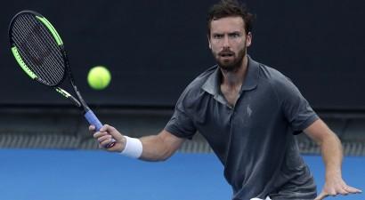"""Gulbis pārliecinoši pārvar """"Australian Open"""" kvalifikācijas pirmo kārtu"""