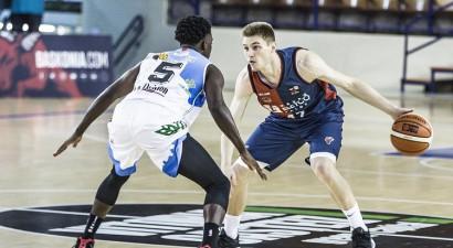 Artūrs Kurucs kļūst par divdesmit pirmo Latvijas basketbolistu ACB līgā