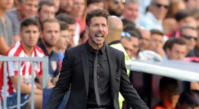 """""""Atletico"""" piedzīvo trešo zaudējumu pēc kārtas, izgāžoties Karaļa kausā"""
