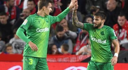 """""""La Liga"""" pēc 12 kārtām 1. un 13. vietu šķir pieci punkti"""