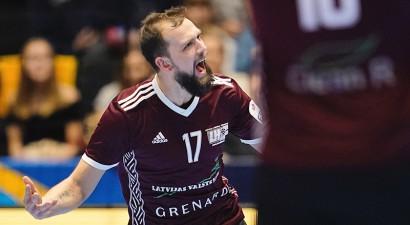 """Kreicbergs arī nākamajā sezonā pārstāvēs Somijas komandu """"Cocks"""""""