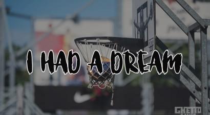 """""""I had a dream"""" - seši stāsti par Amerikas basketbolu"""