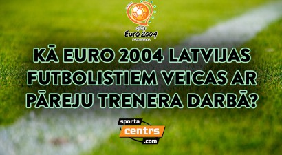 """Šovakar """"Sporta tarkšķī"""" ar Zakreševski par """"Euro 2004"""" izlases pāreju uz treneru arodu"""