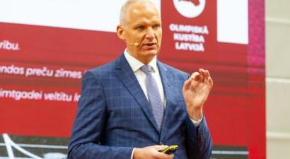Par jauno LOK prezidentu kļūst Tikmers, ģenerālsekretārs – Lejnieks