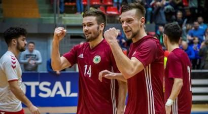 Latvijas izlase septembrī aizvadīs divas mājas spēles pret poļiem