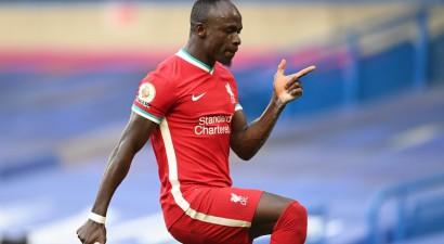 Manē divi vārti, ''Liverpool'' vairākumā pārspēj ''Chelsea''