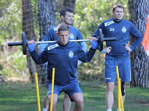 """Oficiāli: Dubram līgums ar Polijas 1. līgas klubu Bitomas """"Polonia"""""""