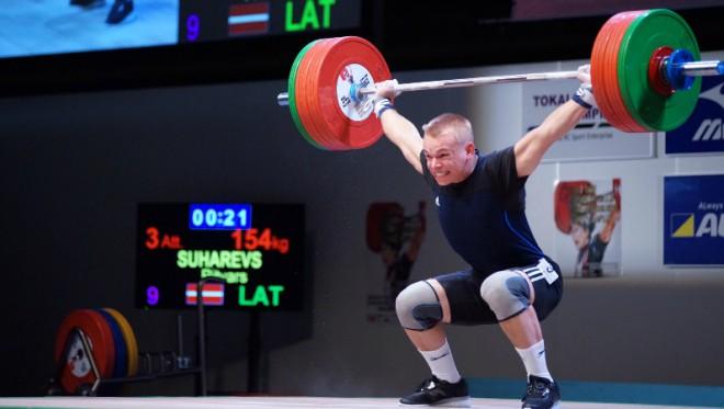 Suharevs izcīna Eiropas U20 čempiona titulu