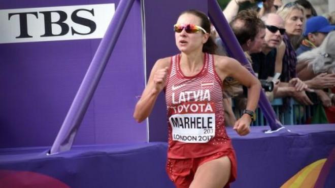 Serjogins un Marhele uzvar Rēzeknes pusmaratonā