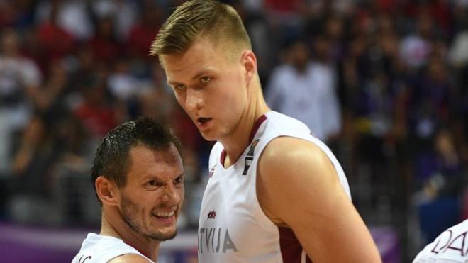Eiropas čempionāts basketbolā. Vērtē Armands Krauliņš (IV)