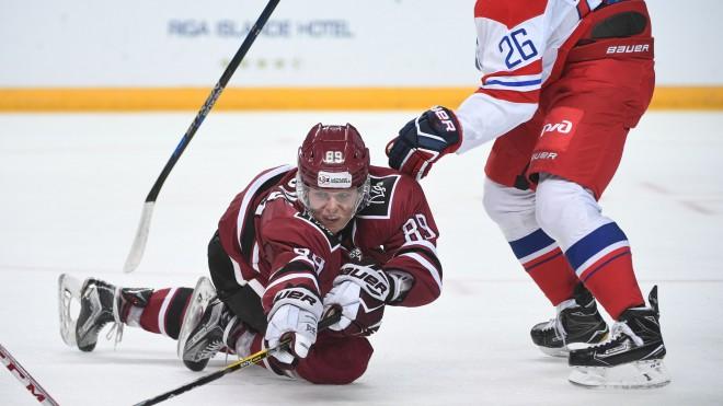 Hokejs ir pārliecības spēle