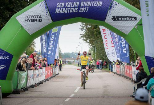 SEB MTB maratona sezonas finālposms notiks Jaunmārupē, tiešraide Sportacentrs.com TV