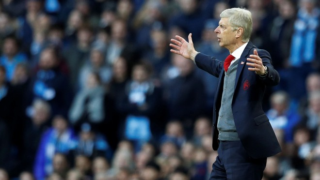 """Vengers vaino tiesnešus, Gvardiola uzskata, ka """"Arsenal"""" vārtos varēja nonākt pat sešas bumbas"""