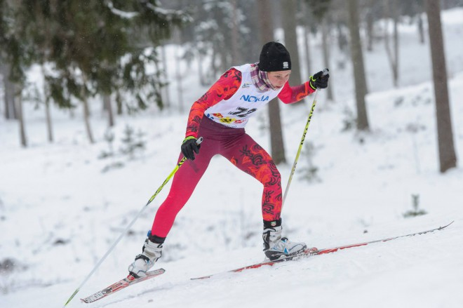 Distanču slēpotāji Eiduka un Vīgants labi sākuši jauno sezonu