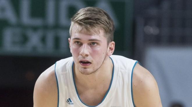 Drafta favorīts Dončičs nesola, ka dosies uz NBA jau nākamsezon