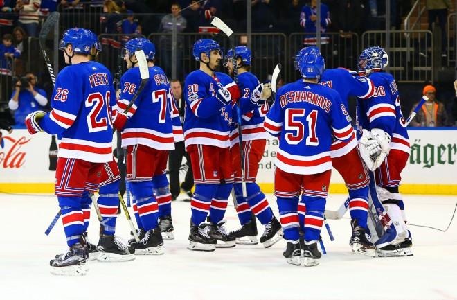 NHL komandu vērtība gada laikā pieaugusi par 15 procentiem