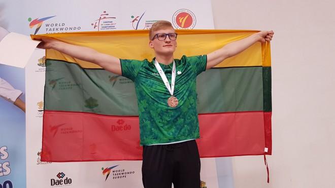Lietuvas taekvondo talants Klems pāragri devies mūžībā