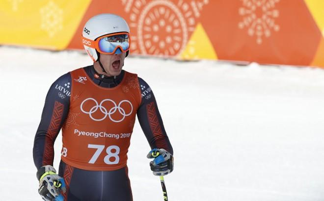 """Kristaps Zvejnieks: """"Mērķi izpildīju, tomēr slalomā varēja būt arī labāk"""""""