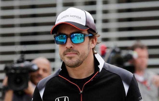 Alonso kopš decembra noskrējis 437 km, ar velosipēdu veicis 1820 km