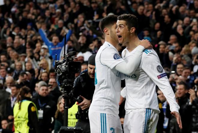 """""""Real"""" atspēlējas un triumfē pār PSG"""