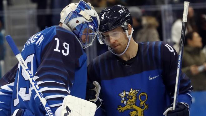 Somija uz Rīgu ved četrus olimpiešus un septiņus spēlētājus no KHL