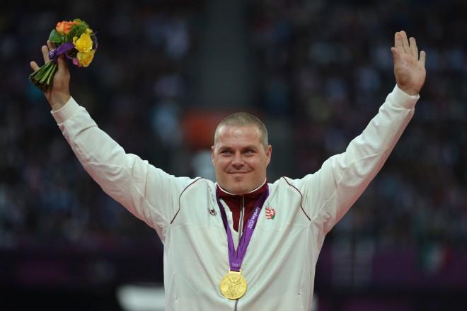 Olimpiskais čempions vesera mešanā Parss pieķerts dopinga lietošanā