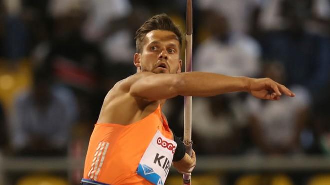 Štrobinderam 9. vieta Dimanta līgā; Kirts triumfē ar jaunu Igaunijas rekordu