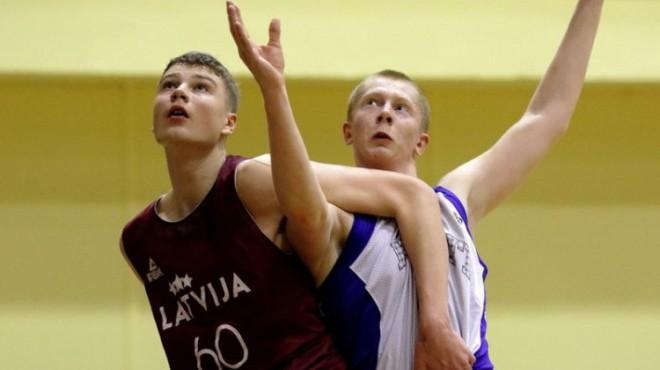 Latvijas U16 izlase spraigā pārbaudes mačā pārspēj Izraēlu