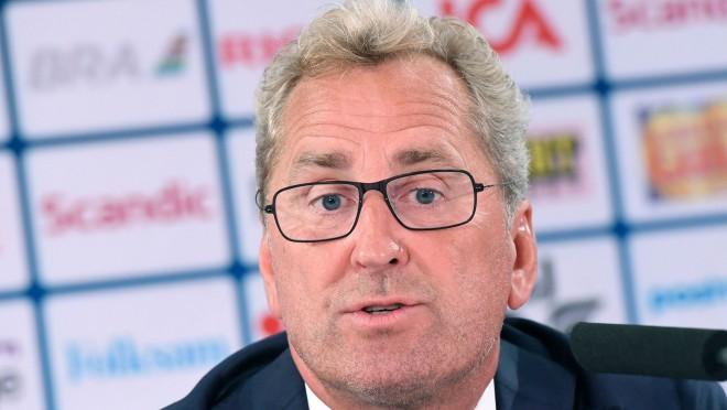 Zviedrs Hamrēns kļuvis par Islandes izlases galveno treneri