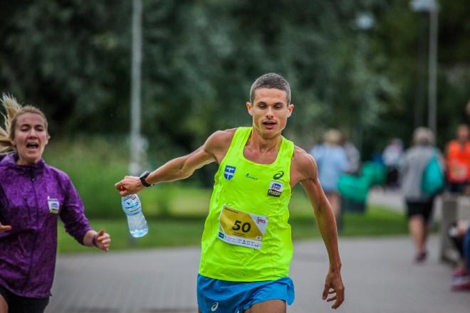 Serjogins labo Kuldīgas pusmaratona trases rekordu