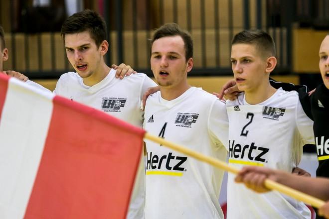 Latvijas U-18 handbolisti spēkosies ar Ukrainu
